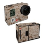 Protective-Vinyl-Skin-Decal-Cover-for-GoPro-Hero3-Camera-Digital-Camcorder-Sticker-Skins-Desert-Camo-0