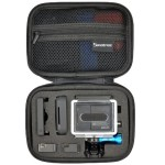 Smatree-Black-5.9-x2.7-x4.7-Carrying-and-Travel-Case-for-One-GoPro-Hero3-Hero3+-Camera-Accessories-0